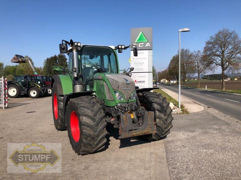 Traktor des Typs Fendt 718 Vo Vario, Gebrauchtmaschine in Grafenstein (Bild 1)