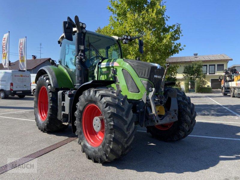 Traktor des Typs Fendt 718 Vo Vario, Gebrauchtmaschine in Burgkirchen (Bild 1)