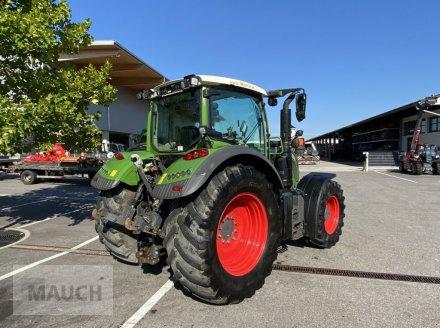 Traktor des Typs Fendt 718 Vo Vario, Gebrauchtmaschine in Burgkirchen (Bild 4)