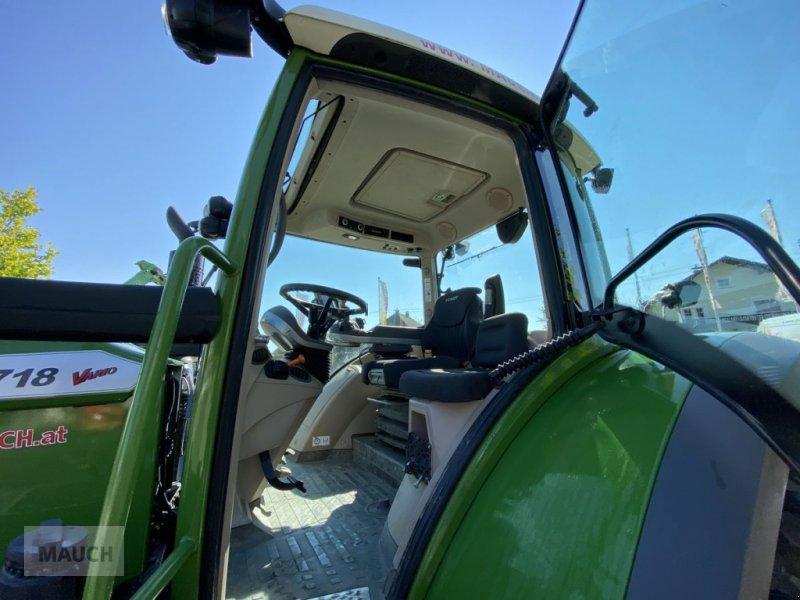 Traktor des Typs Fendt 718 Vo Vario, Gebrauchtmaschine in Burgkirchen (Bild 11)