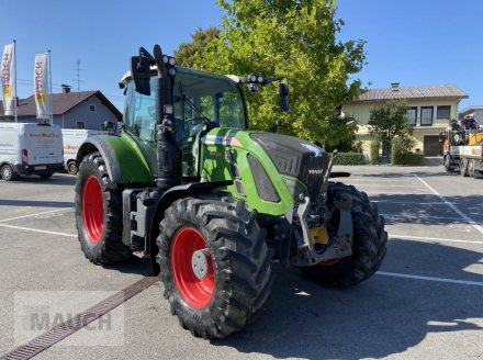 Traktor des Typs Fendt 718 Vo Vario, Gebrauchtmaschine in Burgkirchen (Bild 2)