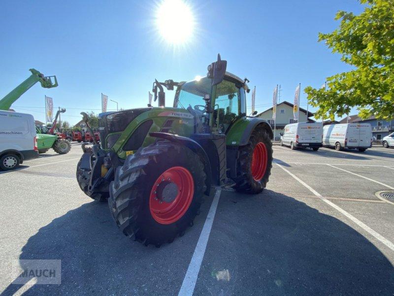 Traktor des Typs Fendt 718 Vo Vario, Gebrauchtmaschine in Burgkirchen (Bild 8)