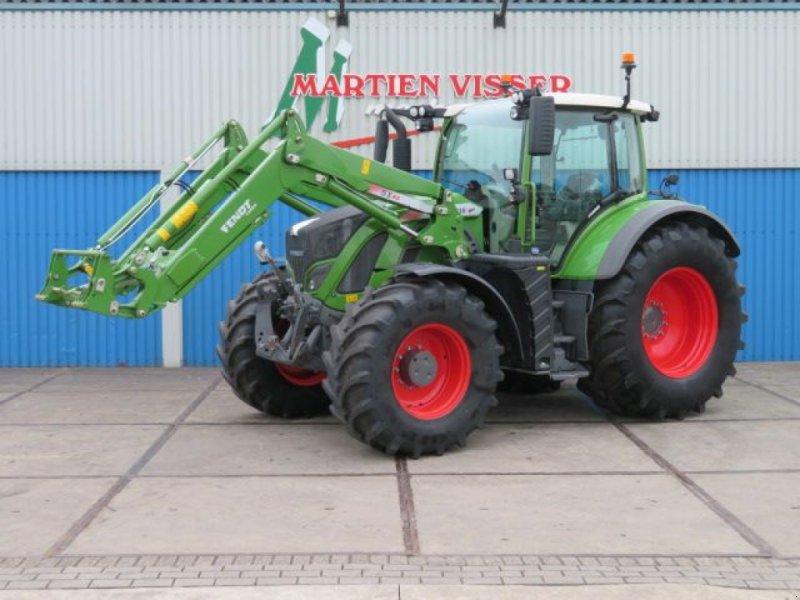 Traktor типа Fendt 718, Gebrauchtmaschine в Joure (Фотография 1)