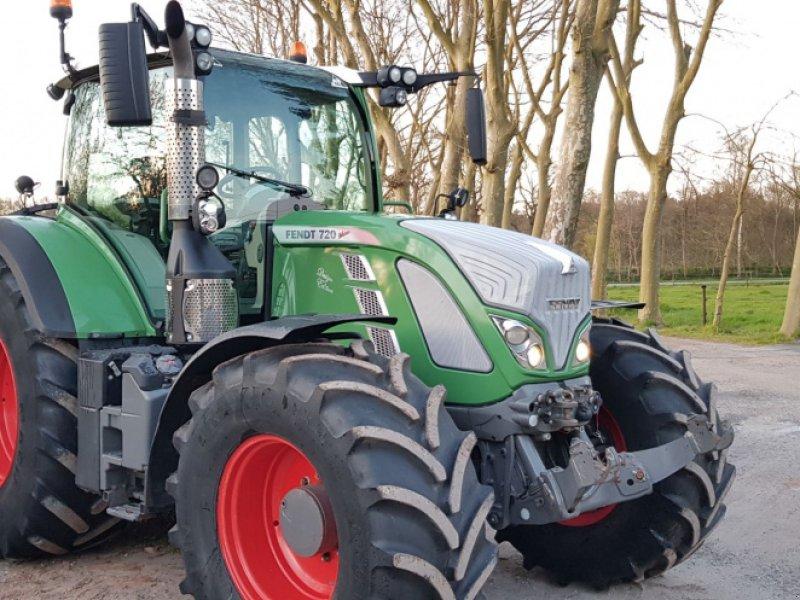 Traktor типа Fendt 720 718 722 724 820, Gebrauchtmaschine в Bergen op Zoom (Фотография 1)