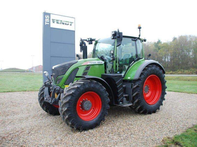 Traktor типа Fendt 720 Power Plus, Gebrauchtmaschine в Grindsted (Фотография 1)