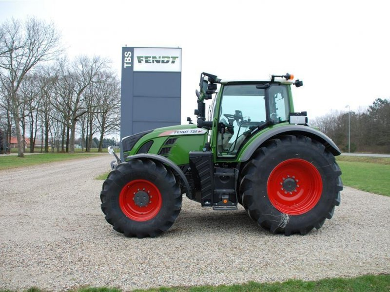 Traktor of the type Fendt 720 Power S4, Gebrauchtmaschine in Grindsted (Picture 1)