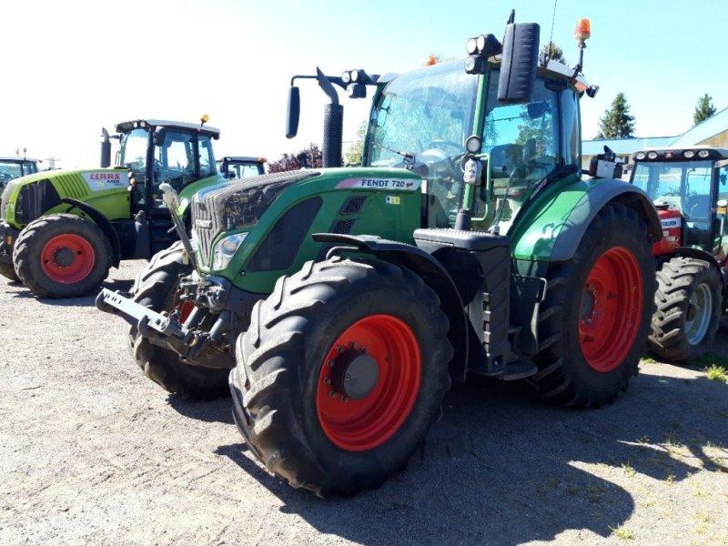 Traktor типа Fendt 720 PROFI +, Gebrauchtmaschine в BRAS SUR MEUSE (Фотография 1)