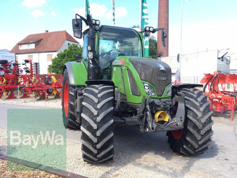 Traktor του τύπου Fendt 720 Profi S4, Gebrauchtmaschine σε Dinkelsbühl (Φωτογραφία 2)