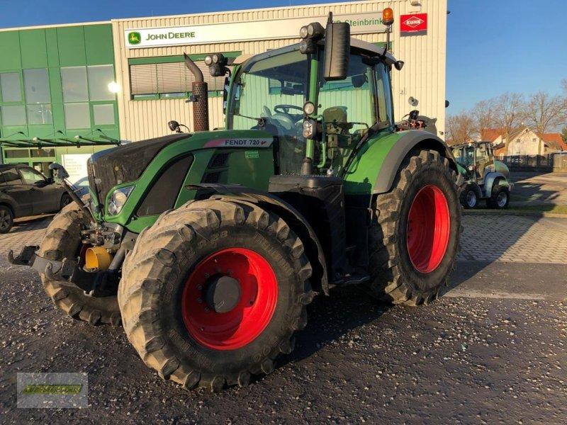 Traktor des Typs Fendt 720 ProfiPlus Vario 50km/h, Gebrauchtmaschine in Barsinghausen OT Groß Munzel (Bild 1)