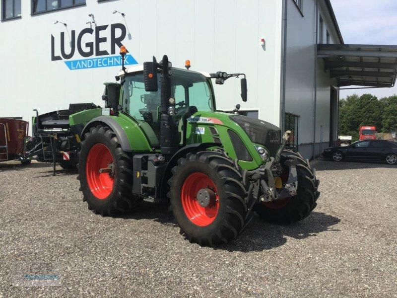 Traktor des Typs Fendt 720 ProfiPlus, Gebrauchtmaschine in Niederkappel (Bild 1)