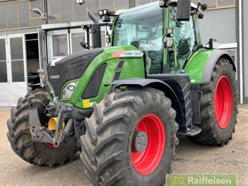 Traktor des Typs Fendt 720 S Vario, Gebrauchtmaschine in Bühl (Bild 1)