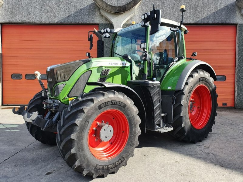 Traktor типа Fendt 720 S4 POWER, Gebrauchtmaschine в Baillonville (Фотография 1)