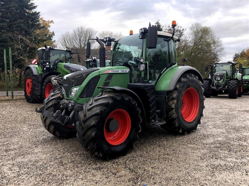 Traktor типа Fendt 720 SCR Profi Plus  Lavt timetal, Gebrauchtmaschine в Randers SV (Фотография 1)