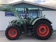 Traktor типа Fendt 720 SCR Profi Plus  med Fendt 5x85 frontlæsser, Gebrauchtmaschine в Rødekro