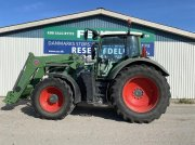 Traktor a típus Fendt 720 SCR Profi Plus  med frontlæsser Stoll FZ 60,1, Gebrauchtmaschine ekkor: Rødekro