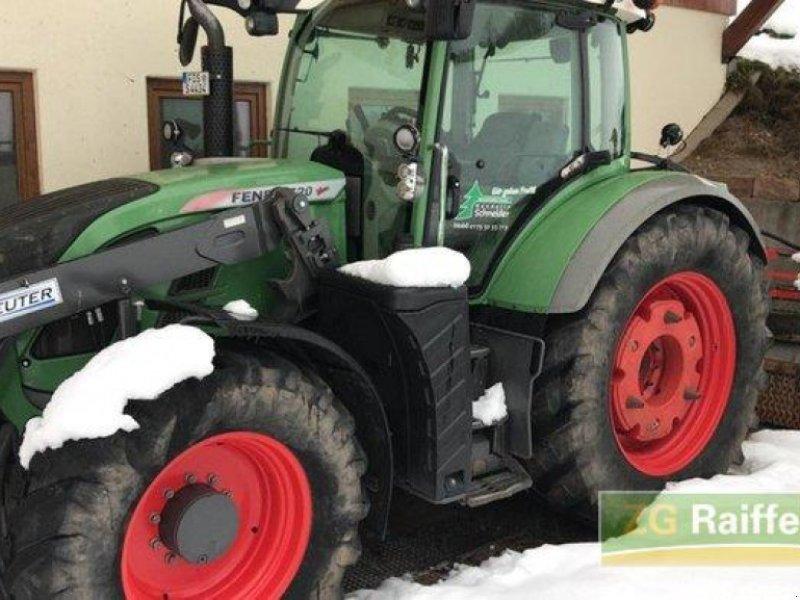 Traktor des Typs Fendt 720 SCR Profi, Gebrauchtmaschine in Appenweier (Bild 1)