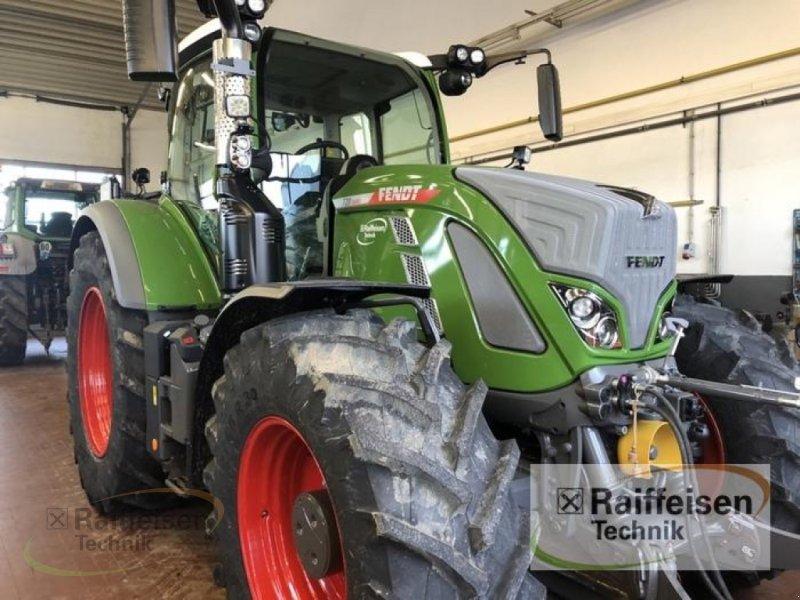 Traktor des Typs Fendt 720 Vario Gen6 Profi+ Se, Vorführmaschine in Tüttleben