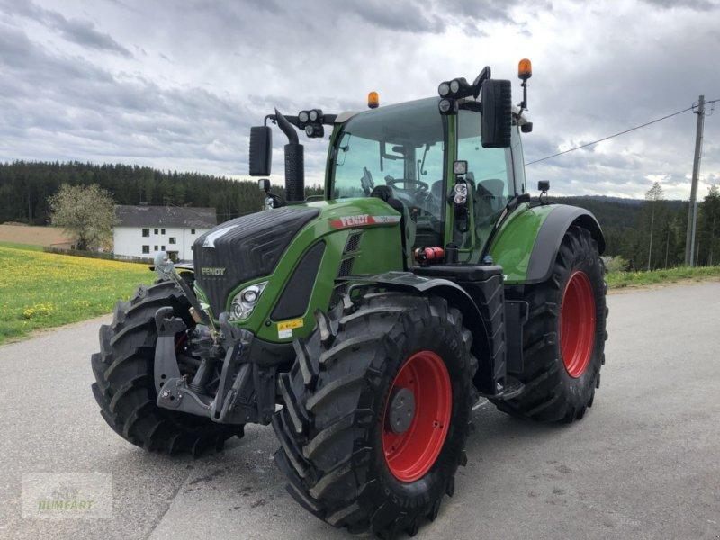 Traktor des Typs Fendt 720 Vario Profi+, Gebrauchtmaschine in Bad Leonfelden (Bild 1)