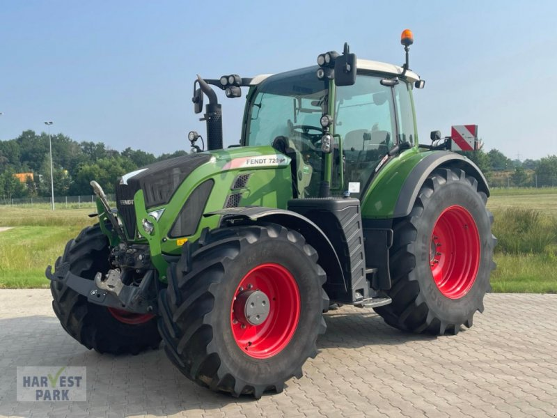 Traktor des Typs Fendt 720 Vario Profi Plus, Gebrauchtmaschine in Emsbüren (Bild 1)