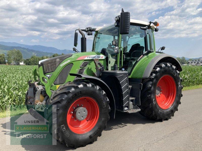Traktor typu Fendt 720 Vario Profi Plus, Gebrauchtmaschine v Kobenz bei Knittelfeld (Obrázok 1)