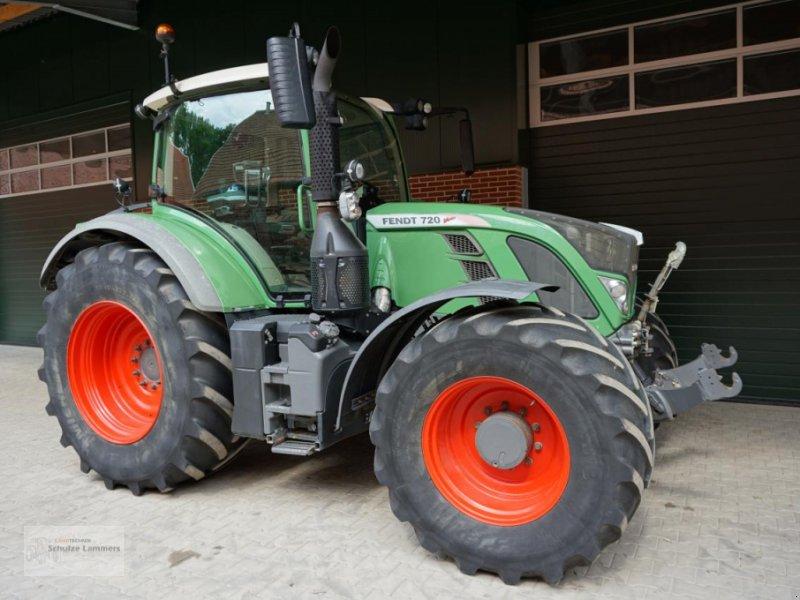 Traktor des Typs Fendt 720 Vario Profi SCR, Gebrauchtmaschine in Borken (Bild 1)