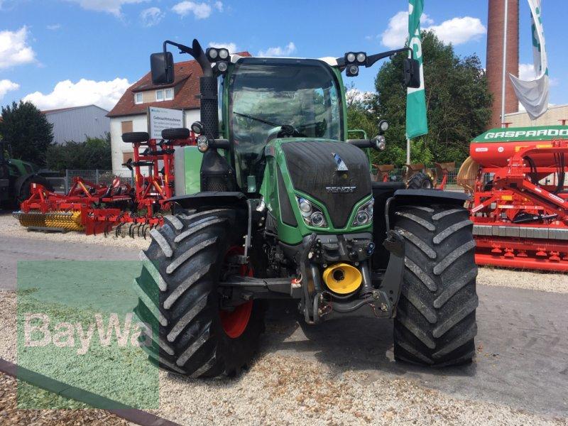 Traktor des Typs Fendt 720 Vario Profi SCR, Gebrauchtmaschine in Dinkelsbühl (Bild 2)