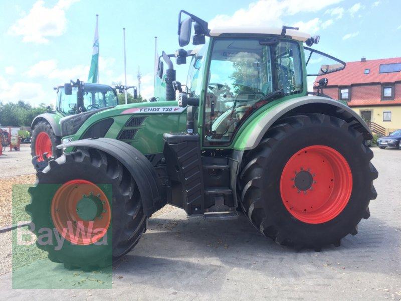 Traktor des Typs Fendt 720 Vario Profi SCR, Gebrauchtmaschine in Dinkelsbühl (Bild 8)