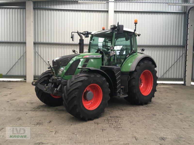 Traktor типа Fendt 720 Vario Profi, Gebrauchtmaschine в Spelle (Фотография 1)