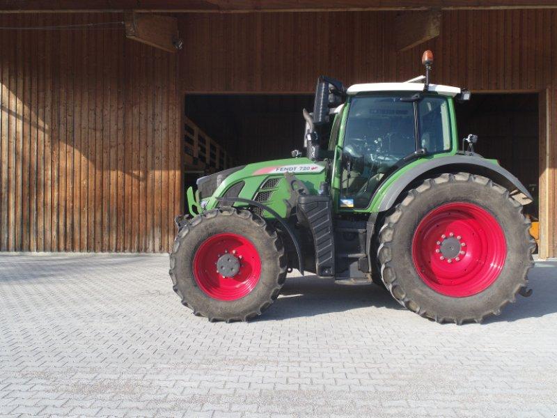 Traktor a típus Fendt 720 Vario Profi, Gebrauchtmaschine ekkor: Otterfing (Kép 2)
