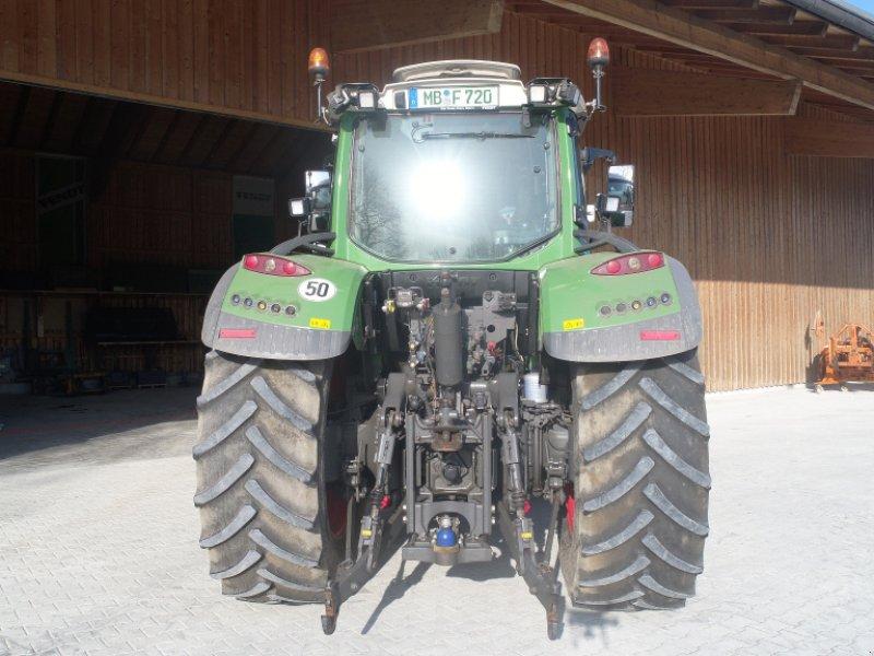 Traktor a típus Fendt 720 Vario Profi, Gebrauchtmaschine ekkor: Otterfing (Kép 3)