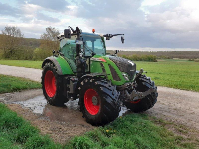 Traktor a típus Fendt 720 Vario Profi, Gebrauchtmaschine ekkor: Bad Windsheim (Kép 1)
