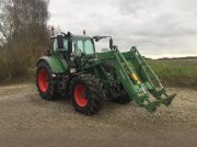 Fendt 720 Vario ProfiPlus Med Cargo Fronlæsser Traktor