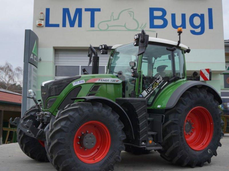 Traktor des Typs Fendt 720 Vario S4 Power-Plus mit RTK, Gebrauchtmaschine in Hürm (Bild 1)