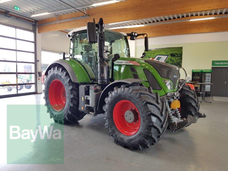 Traktor des Typs Fendt 720 Vario S4 Profi Plus mit Garantie u.RTK Novatel, Gebrauchtmaschine in Bamberg (Bild 1)