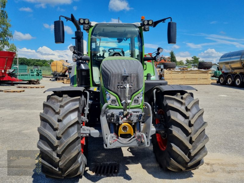 Traktor des Typs Fendt 720 Vario S4 Profi Plus RTK Novatel, Gebrauchtmaschine in Eichendorf (Bild 10)
