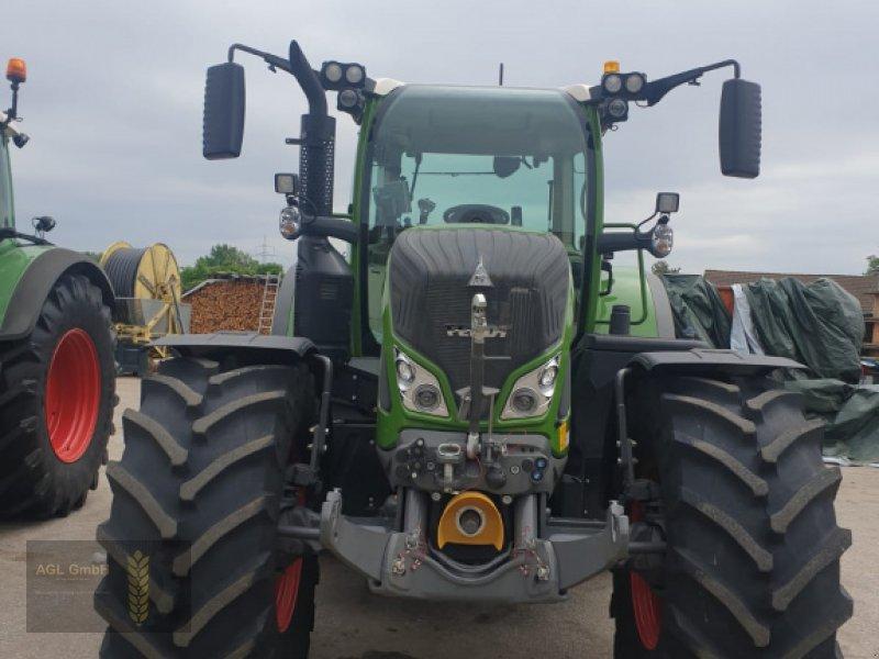 Traktor des Typs Fendt 720 Vario S4 Profi Plus, Gebrauchtmaschine in Eichendorf