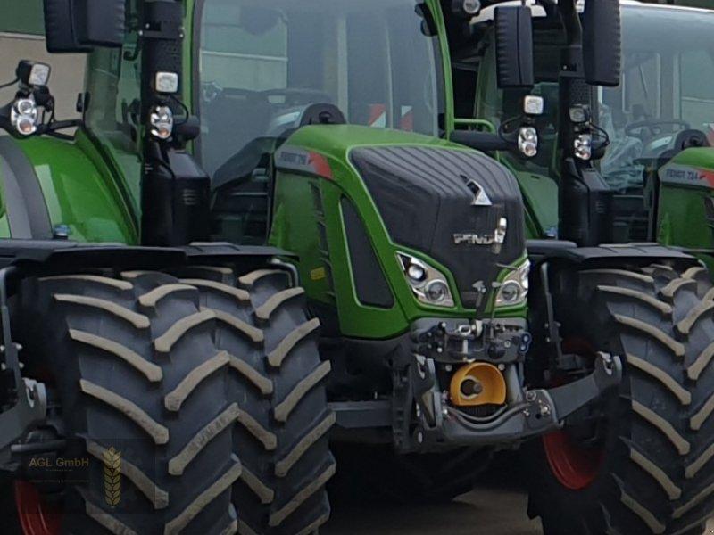 Traktor des Typs Fendt 720 Vario S4 Profi Plus, Gebrauchtmaschine in Eichendorf (Bild 1)