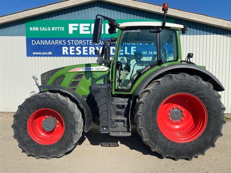 Traktor типа Fendt 720 Vario S4 Profi Plus, Gebrauchtmaschine в Rødekro (Фотография 1)
