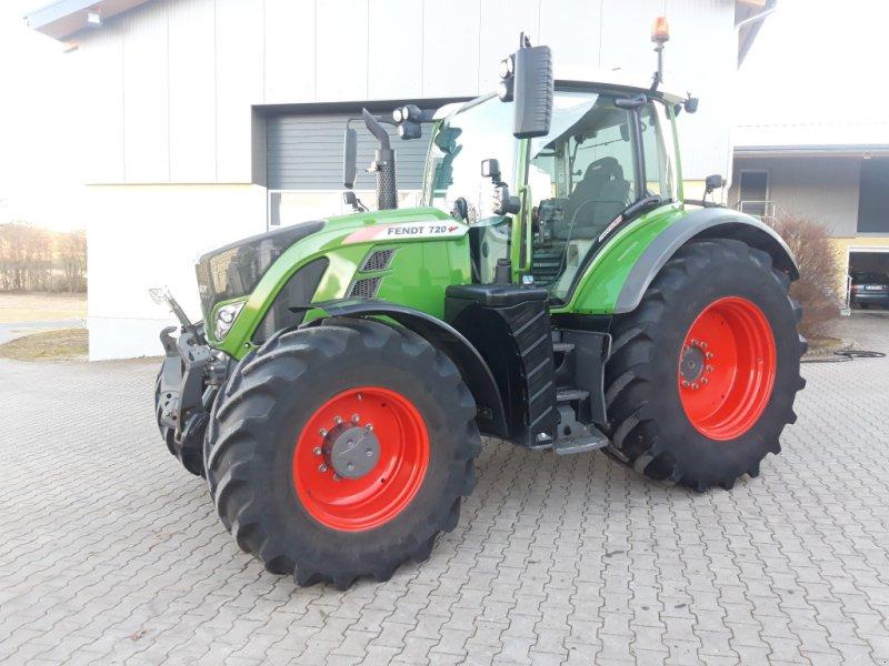 Traktor tip Fendt 720 Vario S4 Profi Plus, Gebrauchtmaschine in Tirschenreuth (Poză 1)