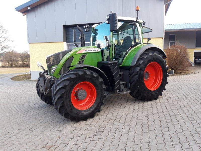 Traktor типа Fendt 720 Vario S4 Profi Plus, Gebrauchtmaschine в Tirschenreuth (Фотография 1)