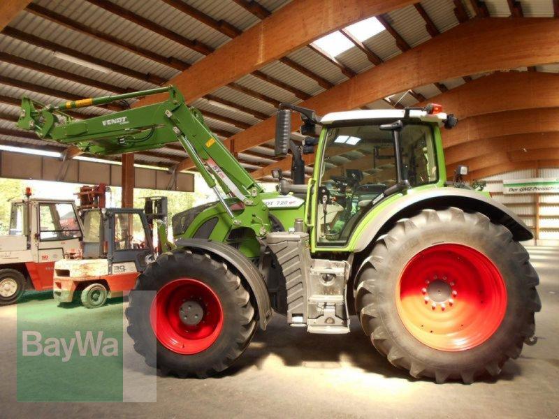 Traktor des Typs Fendt 720 VARIO S4 PROFI, Gebrauchtmaschine in Mindelheim (Bild 1)