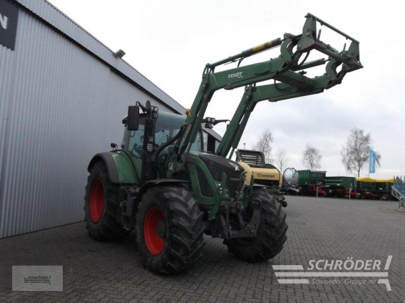 Traktor des Typs Fendt 720 Vario S4 Profi, Gebrauchtmaschine in Ahlerstedt (Bild 1)