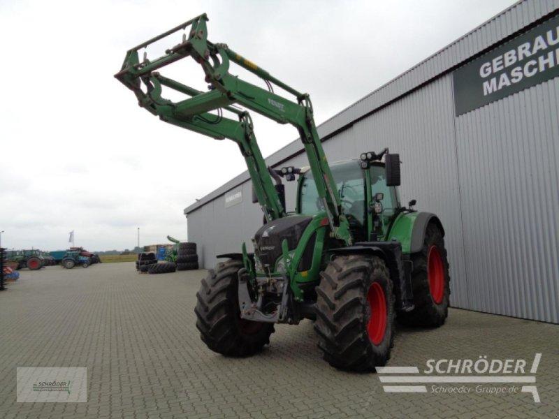 Traktor типа Fendt 720 Vario S4 Profi, Gebrauchtmaschine в Ahlerstedt (Фотография 1)