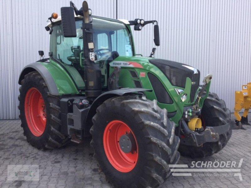 Traktor des Typs Fendt 720 Vario S4 Profi, Gebrauchtmaschine in Wildeshausen (Bild 1)