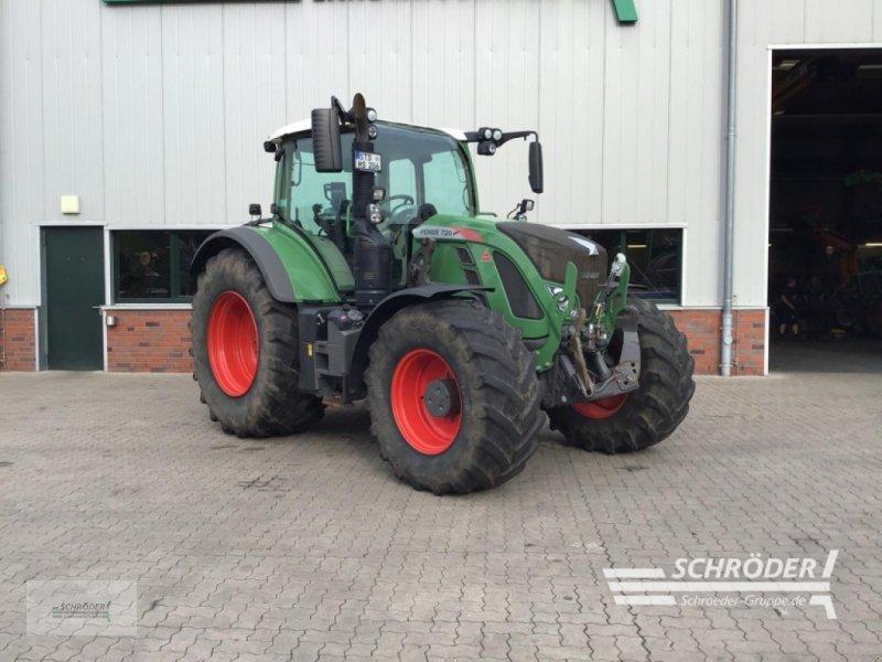 Traktor des Typs Fendt 720 VARIO S4 PROFI, Gebrauchtmaschine in Völkersen (Bild 1)