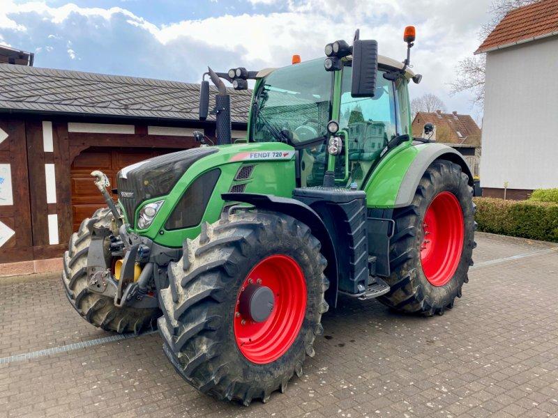 Traktor a típus Fendt 720 Vario SCR Profi, FH, FZW, 3.800 h, (Kein 716 718 722 724 818 820 ), Gebrauchtmaschine ekkor: Weimar/Hessen (Kép 1)