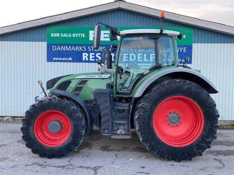 Traktor типа Fendt 720 Vario SCR PROFI med F-PTO, Gebrauchtmaschine в Rødekro (Фотография 1)