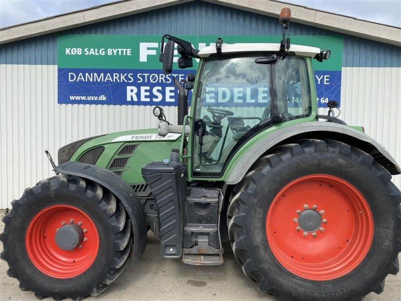 Traktor типа Fendt 720 Vario SCR Profi Plus  med F-PTO, Gebrauchtmaschine в Rødekro (Фотография 1)