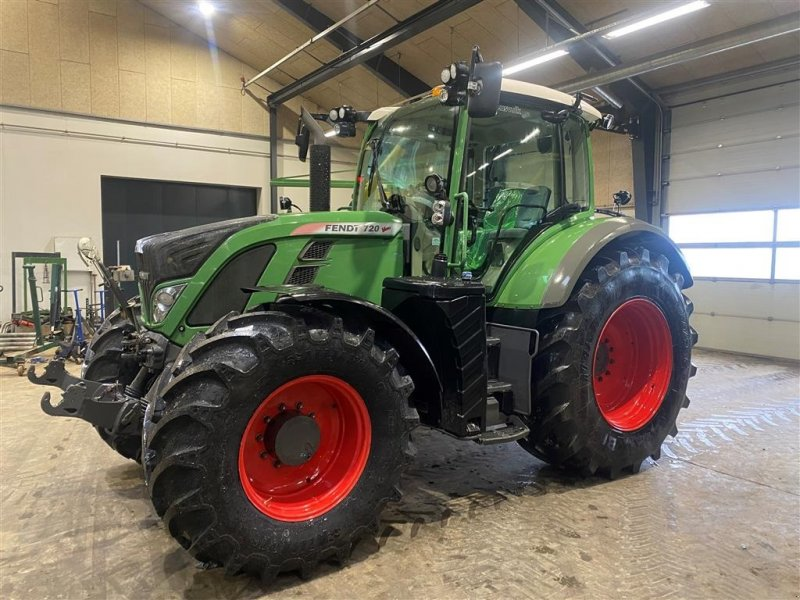 Traktor des Typs Fendt 720 Vario SCR Profi Plus, Gebrauchtmaschine in Rødekro (Bild 1)
