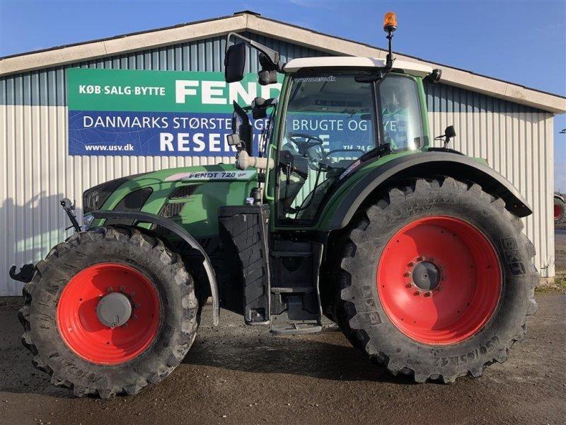 Traktor типа Fendt 720 Vario SCR Profi Plus, Gebrauchtmaschine в Rødekro (Фотография 1)